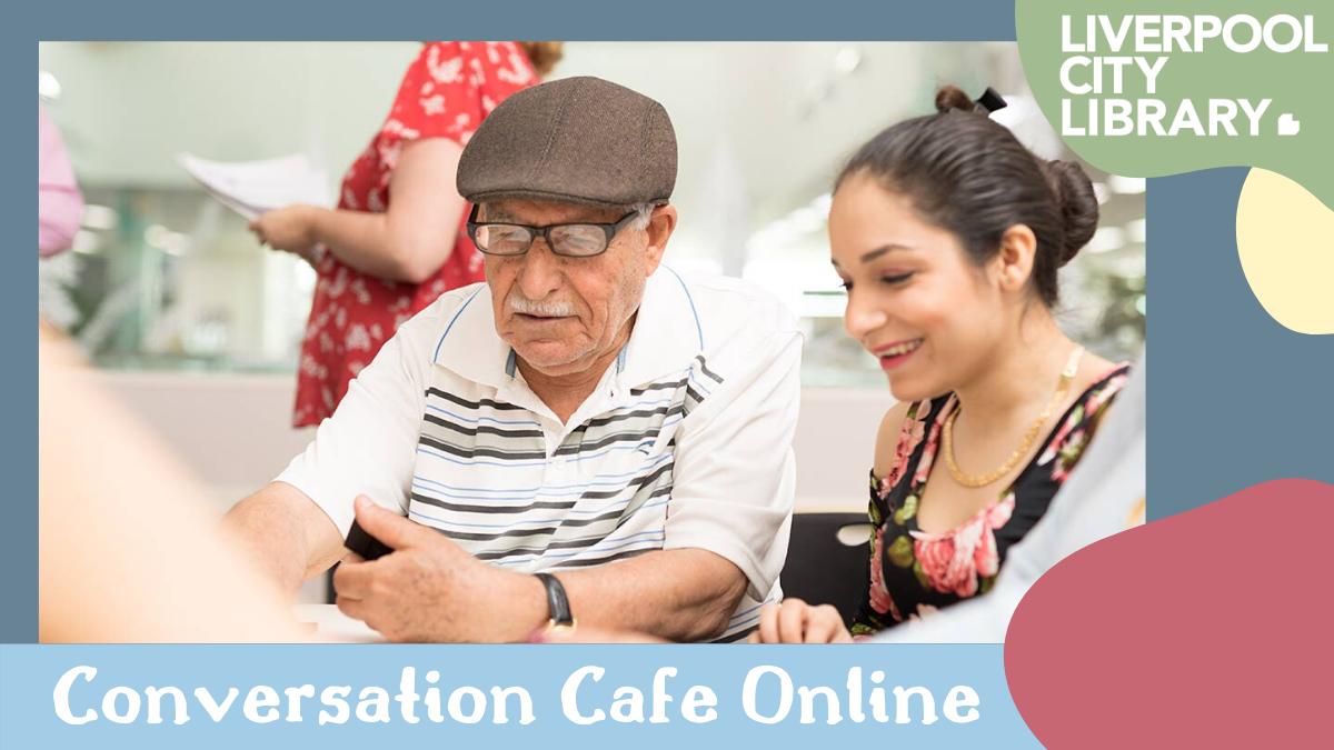 Conversation Cafe Online